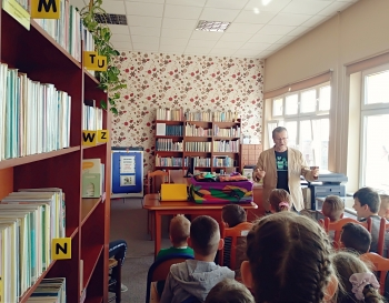 Spotkanie autorskie z Andrzejem Markiem Grabowskim (10)