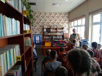 Spotkanie autorskie z Andrzejem Markiem Grabowskim (2)