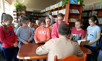 Spotkanie autorskie z Andrzejem Markiem Grabowskim (5)