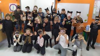 Światowy Dzień Kota w klasie Ib (1)