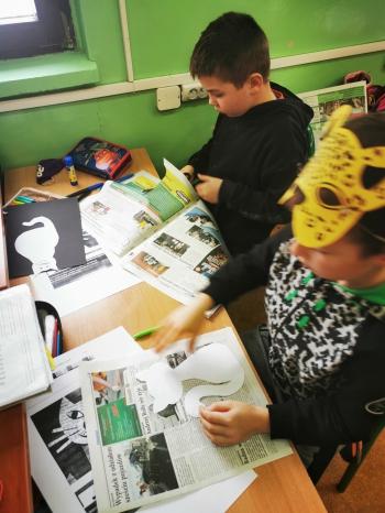 Światowy Dzień Kota w klasie IIa (7)