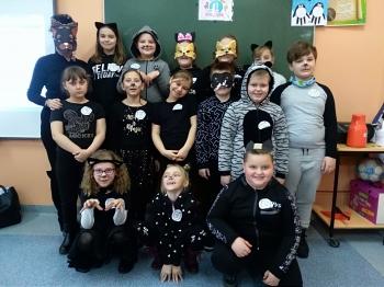 Światowy Dzień Kota w klasie IIb