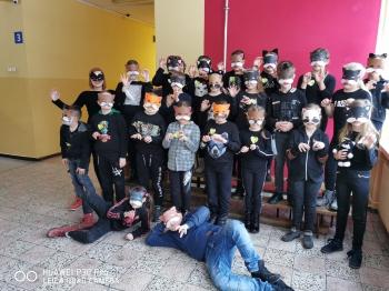 Światowy Dzień Kota w klasie IIIb (2)