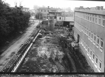 Budowa nowego gmachu szkoły przy ul. Parkowej