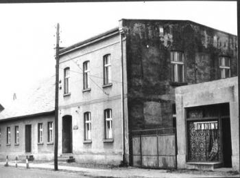Budynek szkolny po szkole ewangelickiej