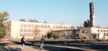 Nowy gmach szkoły przy ul. Parkowej
