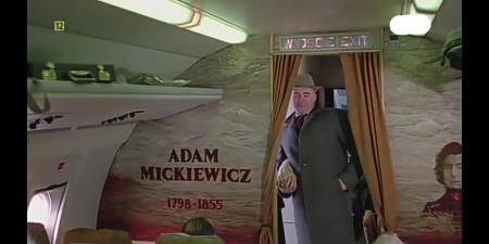 Adam Mickiewicz w filmie - konkurs dla klas VIII SP i III Gimnazjum