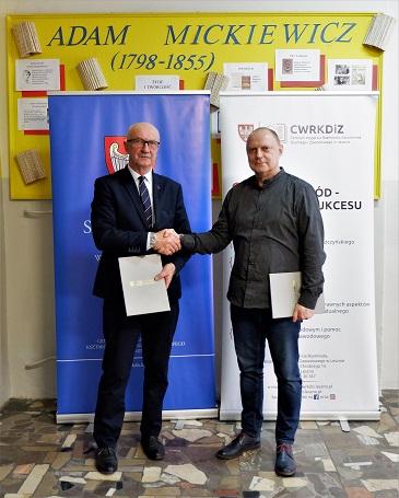 Nawiązanie współpracy z CWRKDiZ w Lesznie