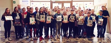 Uczniowie naszej Szkoły autorami książek o prawach dziecka