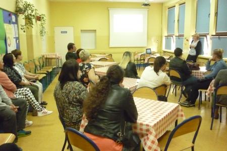 Spotkanie dla rodziców uczniów klas VI.