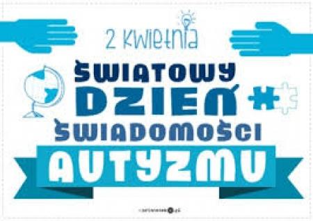 Nie bądź zielony w temacie autyzmu.  2 kwietnia 2020 bądź na niebiesko