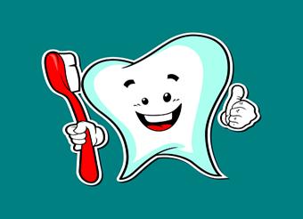 """Radosny Uśmiech – Radosna Przyszłość""""  -  profilaktyka próchnicy zębó"""