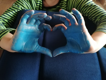 #naNiebieskodlaAutyzmu - Podsumowanie akcji