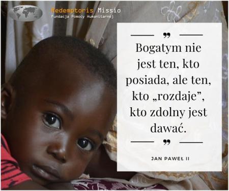 Pomóżmy polskim Misjonarzom w Afryce!